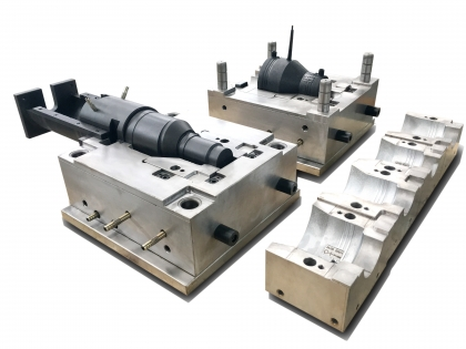 Electrofusion Reducer Injection Mould